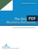 Floros Constantin Western Notation