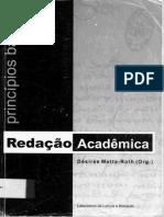 [Désirée Motta-Roth] Escrita Academica