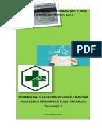 Profil Puksesmas Perawatan Tubbi Taramanu Tahun 2017