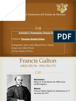Presentacion francis galton