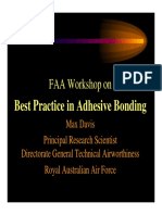Best Practices in Adhesive Bonding - Max Davis
