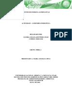 Actividad 3 - Auditoría Energética