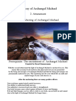 The Anchoring of Archangel Michael
