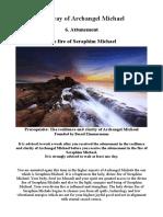 The Fire of Seraphim Michael