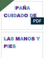 CAMPAÑA CUIDADO DE LAS MANOS Y PIES. ...docx