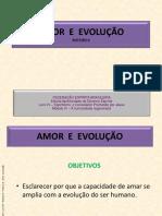Amor e Evolução