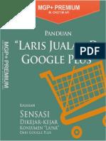 Panduan Laris Jualan Di Google+ (MGP+ PREMIUM)