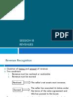 Session 8 - Revenue