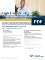 7-Eagle Owners Policy vs. ALTA Owners Policy