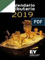 Calendario Tributario 2019 Colombia
