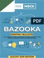 Bazooka August Edition