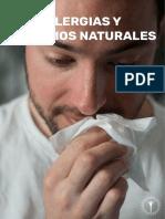 Alergias y Remedios Naturales