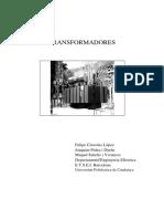 LIBRO_TRANSFORMADORES Felipe Corcoles Lopez, Joaquin Pedra Duran, Miquel Salichs, Vivancos; Universidad Politecnica de Catalunya