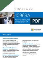 Windows Server 2012-Active Directory  Services with Windows Server- Slide 1