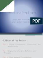 Recip Engine Part 1