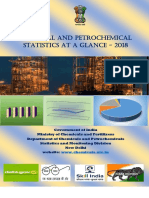 Chemical and Petrochemical Statistics at a Glance _2018
