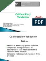 Calificación & Validacion