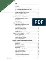 Excel 2003 Essentials