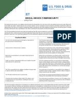 FDA Fact Sheet
