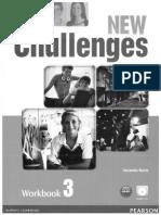 New Challenges 3 Workbook My
