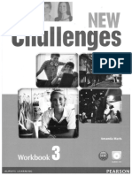 New Challenges 3 Workbook My