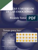 Teorias Emoción