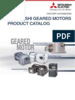 Geared Motors Catalog