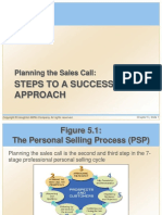 Planning the Sales Call_Steps to a Successful Approach