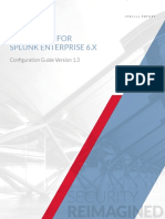 Config Guide Fireeye App for Splunk Enterprise