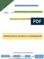 Clase 1 Contaminacion Ambiental