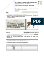 Guía de Lenguaje y Comunicación Segundos Básicos A