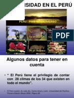 Biodiversidad en El Perú_Manejo de Resursos_Naturales