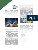 PAPEL DE LA INGENIERÍA CIVIL EN LA SOCIEDAD - ARTICULO - CONSTRUCCION II.docx