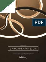 ILUMINAÇÃO - Catalogo Online LANCAMENTOS 2019