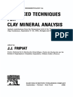 Advanced Techniques for Clay Mineral Analysis-Academic Press, Elsevier (1982)