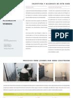 Guía de Recomendaciones Para El Proceso de Adecuaciones Accesibles en Viviendas