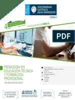 Pedagogía Educación Técnica 2019 (1)