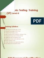 1. Personnel Qualification