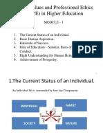 Module-1