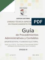 Guia de Procedimientos Administrativos