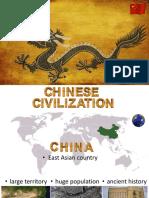 china civilization
