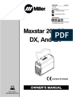 Miller Maxstar 200DX