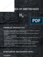 PROPERTIES OF DIHYDROGEN.pptx