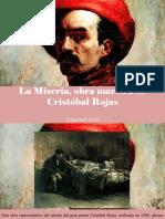Edgar Raúl Leoni - La Miseria, Obra Maestra de Cristóbal Rojas