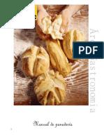 Área Gastronomía Manual de Panadería