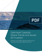 Optimized Capacity - Global Trends and Issues
