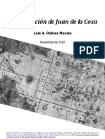 La Proyeccion de Juan de La Cosa