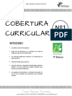 C. CURRICULAR Nº1 - Ciencias Naturales - 7º Basico