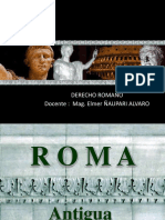 2 Semana Roma Antigua
