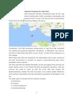 Project Development Proposal for Yogi Field